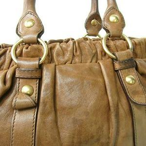 d327530446e1 Miu Miu Bags | Prada Vitello Lux Calfskin 2way Tote Bag | Poshmark